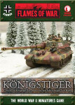 Konigstiger (non-zimmerited) with FJ Tank Riders (GBX69)