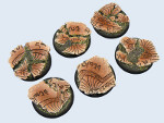 Shrine Bases, WRound 40mm (2)