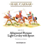 Persian light cavalry with spears (3)