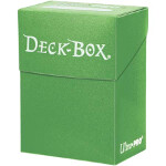 Light Green Ultra-Pro Deck Box
