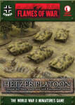Hetzer Platoon (with Flammpanzer option) (GBX71)