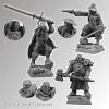 28mm/30mm Fantasy Characters Set1
