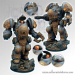Celtic SF Torin Mech Suit
