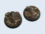 Trash Bases, Wround 50mm (1)