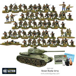 Bolt Action Starter Army - Soviet Army