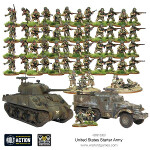 Bolt Action Starter Army - United States Army