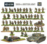 Bolt Action Starter Army - British Army