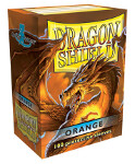 Dragon Shield 100 Box - Orange