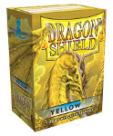 Dragon Shield 100 Box - Yellow