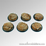 Spartan Ruins 30 mm round edge bases set3 (5)