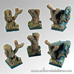 Forest 20mm square bases set1 (3)