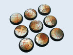 Mosaic Bases, Wround 30mm (5)
