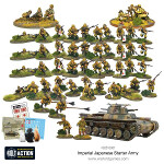Bolt Action Starter Army - Imperial Japan