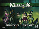 Shadows of Redchapel Box Set (Seamus)