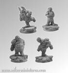 Dwarves Players set #1 (4)