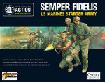 Bolt Action Starter Army - US Marine Corps