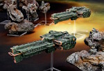 Dindrenzi Federation Battlecruiser Group