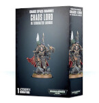 Chaos Space Marines: Chaos Lord in Terminator Armour