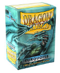 Dragon Shield 100 Box - Turquoise