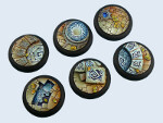 Arcane Bases, Wround 40mm (2)