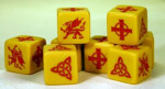 Saga Dice: Welsh