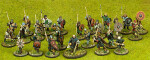 Anglo-Dane Starter Warband (4 Points)