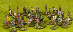 Welsh Starter Warband (4 Points)