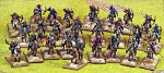 Steppe Nomads Warband (4 Points)