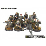 Imperial Highlanders Squad