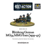 Blitzkreig German MG34 MMG team (1939-42)