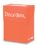 Ultra-Pro Deck Box: Peach