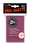 Pro-Matte - Blackberry (50 Sleeves)