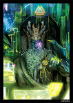 Wotan: Netrunner Art Sleeves