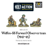 Waffen-SS Forward Observer Team
