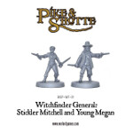 Witchfinder General: Young Megan and Stickler Mitchell