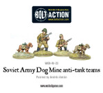 Soviet Anti-Tank Dog Teams