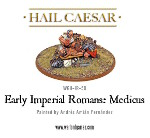 Early Imperial Roman Medicus