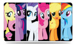 My Little Pony: At The Ready Play Mat (with tube)