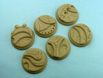 Wraithstone Bases, Wround 40mm (2)