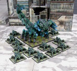 The Relthoza Firepower Leviathan Helix