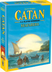 Catan Expansion: Seafarers of Catan - 5 & 6 Player Extension
