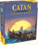 Catan Expansion: Explorers & Pirates - 5 & 6 Player Extension