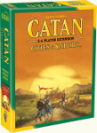 Catan Expansion: Cities & Knights - 5 & 6 Player Extension