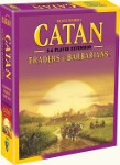 Catan Expansion: Traders & Barbarians - 5 & 6 Player Extension