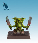 Goblin with Short Swords