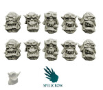 Orks Storm Flying Squadron Heads ver.2