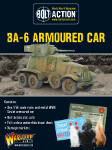 BA-6 Russian Armoured Car