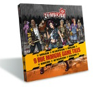 Zombicide Tiles Pack: Rue Morgue