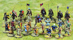 Crusader Starter Warband (Mixed)