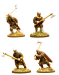 Anglo-Danish Huscarls with Axes (Hearthguard)